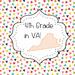 4th Grade in VA