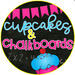 Cupcakes and Chalkboards