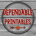 Dependable Printables