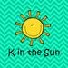 K in the Sun