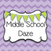 Middle School Daze