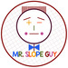 Mr Slope Guy in Mathville Florida