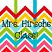 Mrs Hirschs Class