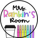 Mrs Rankin's Room