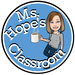 Ms Hope's Classroom