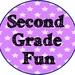 Second Grade Fun