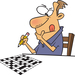 THE CROSSWORD PUZZLE GUY